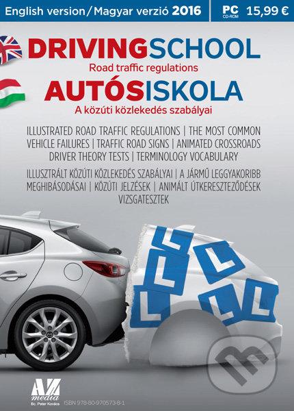 Driving School - Autósiskola 2016 -