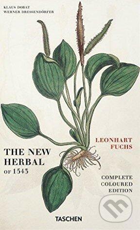 The New Herbal of 1543 - Werner Dressendörfer