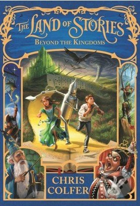 Beyond the Kingdoms - Chris Colfer