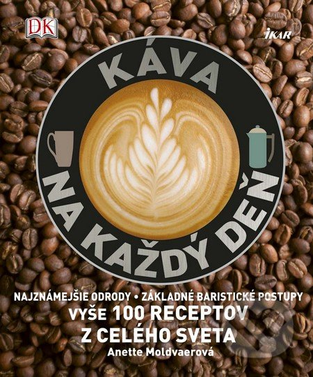 Káva na každý deň - Anette Moldvaer