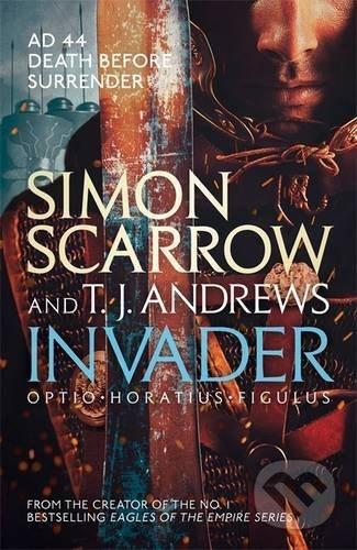 Invader - Simon Scarrow