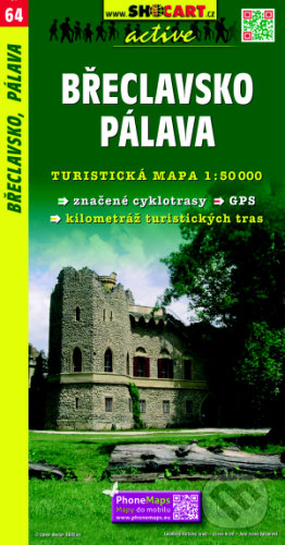 Břeclavsko-Pálava 1:50 000 -