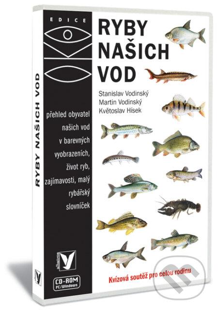 Ryby našich vod - Martin Vodinský, Stanislav Vodinský
