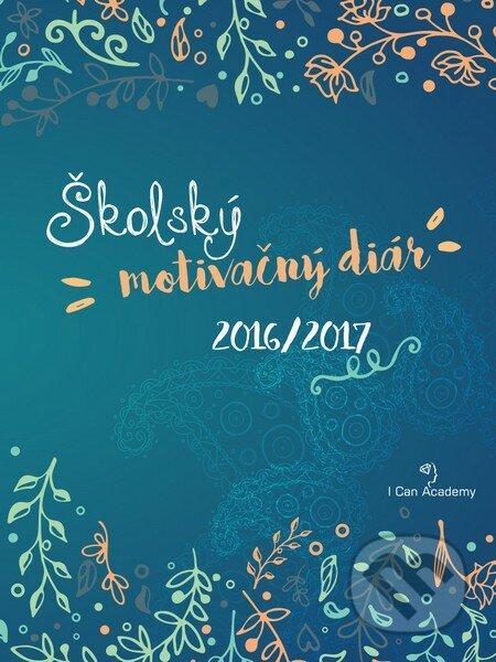 Školský motivačný diár 2016/2017 -