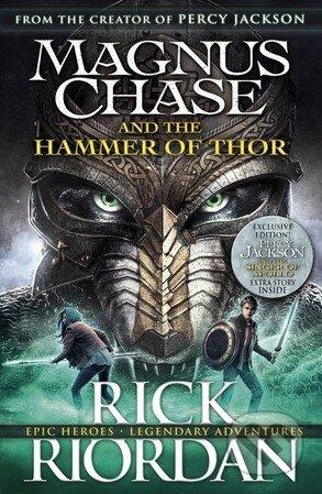Magnus Chase and the Hammer of Thor - Rick Riordan