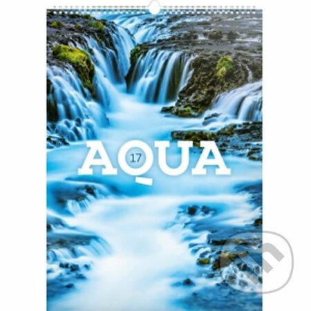 Kalendář nástěnný 2017 - Voda -