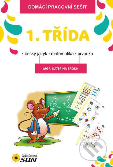 Domácí pracovní sešit - 1.třída - Kateřina Brouk