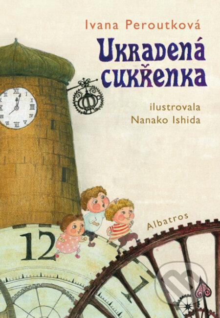 Ukradená cukřenka - Ivana Peroutková, Nanako Ishida (ilustrácie)