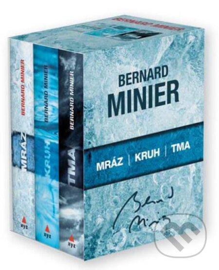 Mráz, Kruh, Tma (BOX) - Bernard Minier