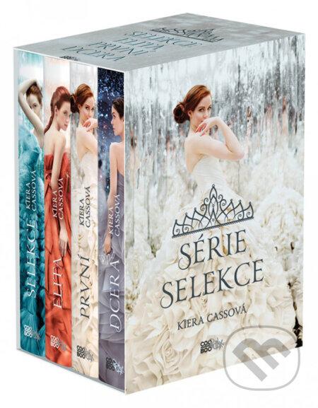 Selekce (BOX) - Kiera Cass