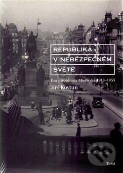 Republika v nebezpečném světě - Jiří Kovtun