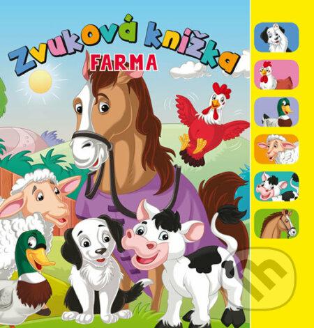 Farma (Zvuková knížka) -