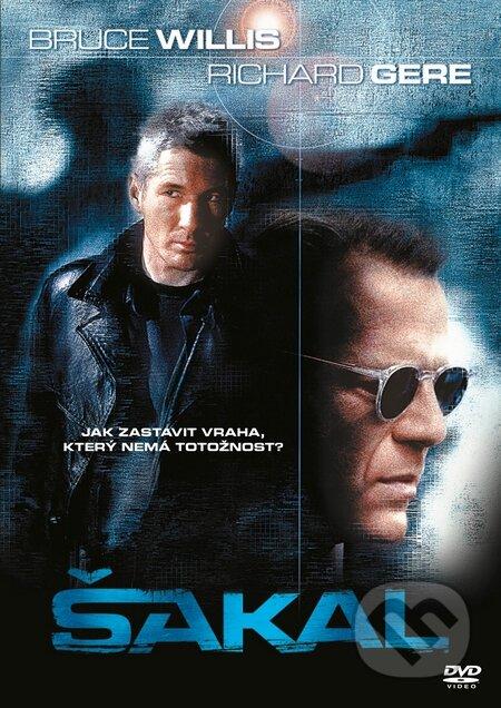Šakal DVD