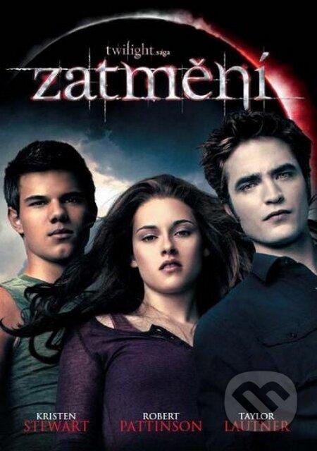 Twilight sága: Zatmění DVD
