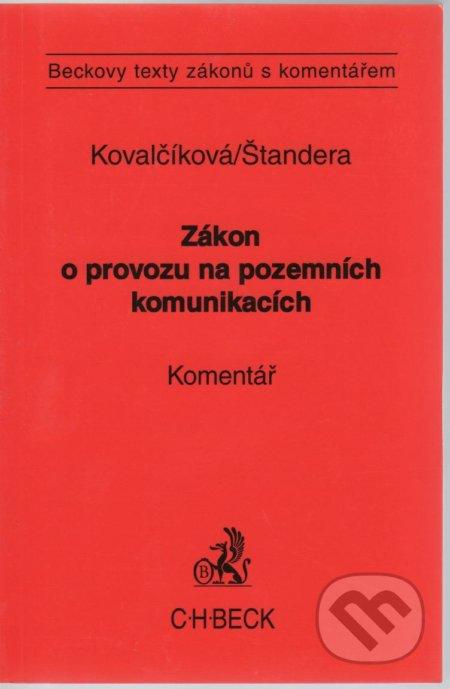 Zákon o provozu na pozemních komunikacích. - Jan Štandera