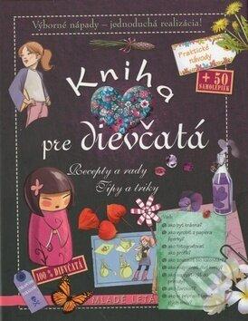 Kniha pre dievčatá -