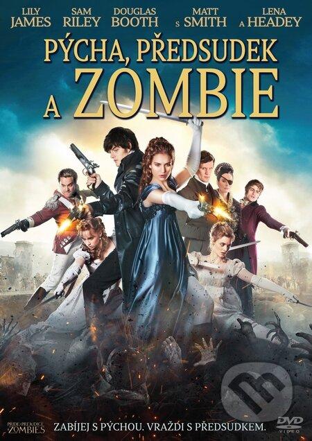 Pýcha, předsudek a zombie DVD
