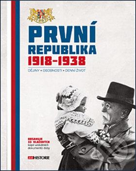 První republika 1918–1938 - Kolektiv autorů