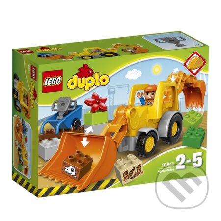 LEGO DUPLO Mesto 10811 Nakladač -