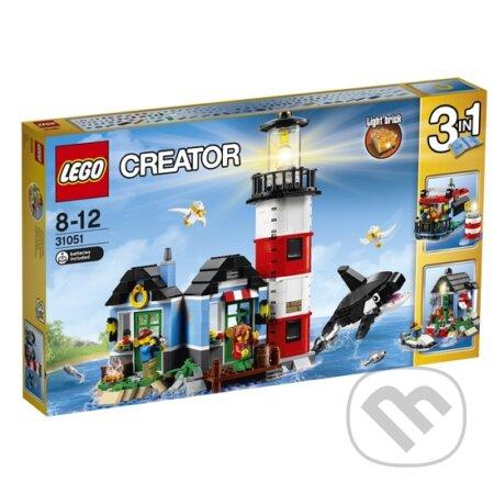 LEGO Creator 31051 Miesto s majákom -