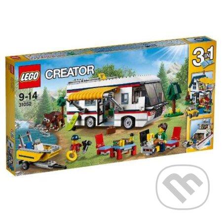 LEGO Creator 31052 Útek na dovolenku -
