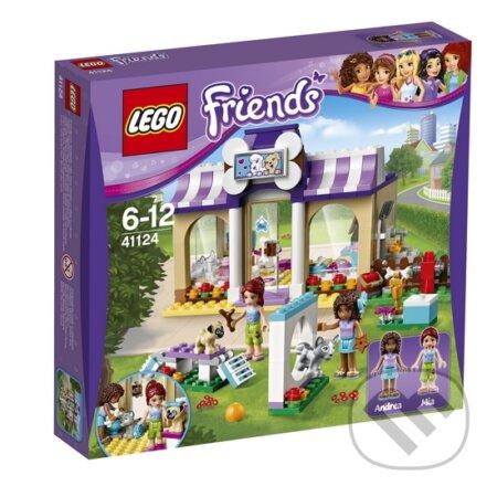 LEGO Friends 41124 Starostlivosť o šteniatka v Heartlake -