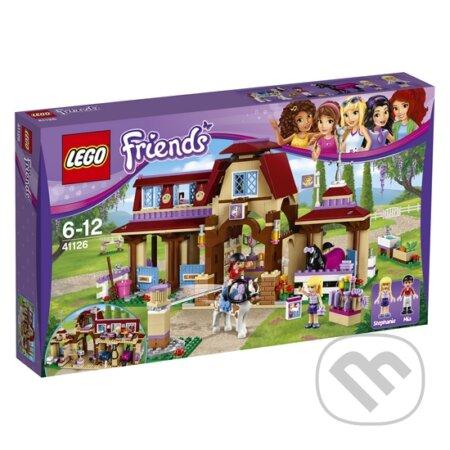 LEGO Friends 41126 Jazdecký klub v Heartlake -