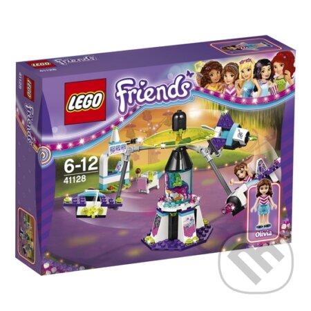 LEGO Friends 41128 Vesmírna atrakcia v zábavnom parku -