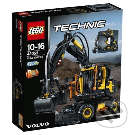 LEGO Technic 42053 Volvo EW 160E -