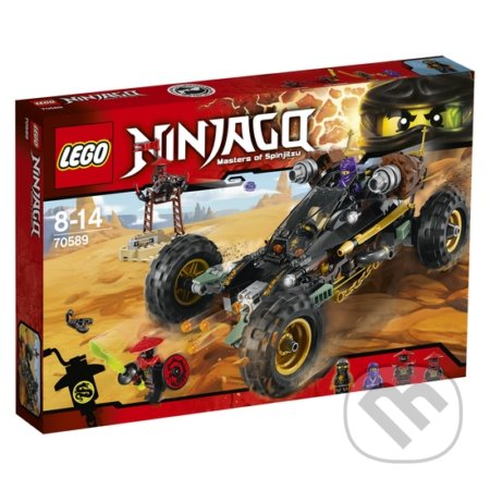 LEGO Ninjago 70589 Terénne vozidlo -
