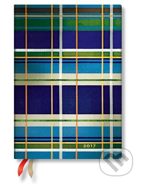 Paperblanks - diár Davenport 2017 -