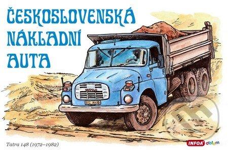 Československá nákladní auta -