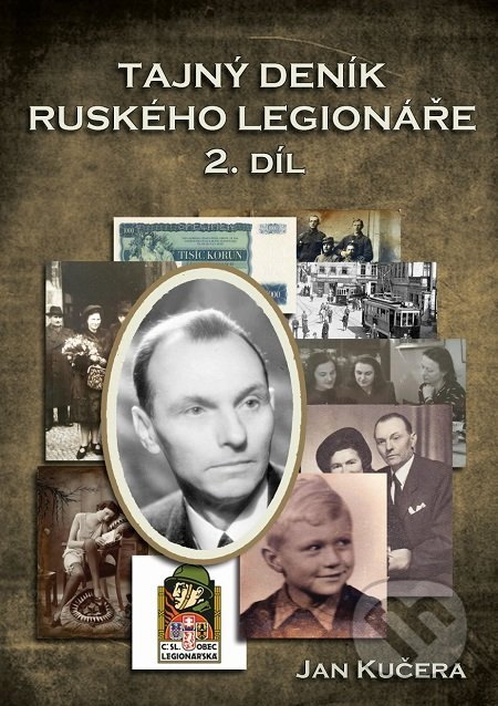 Tajný deník ruského legionáře - 2. díl - Jan Kučera