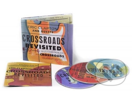 Eric Clapton: Crossroad Revisited - Eric Clapton