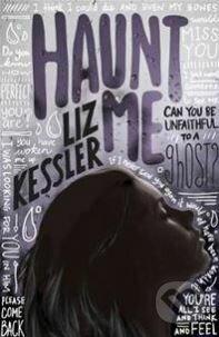 Haunt Me - Liz Kessler