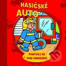 Hasičské auto - Podívej se pod obrázek! -