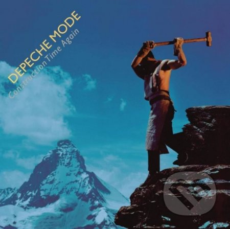 Depeche Mode: Construction Time Again LP - Depeche Mode