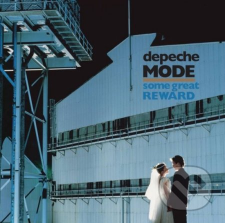 Depeche Mode: Some Great Reward LP - Depeche Mode