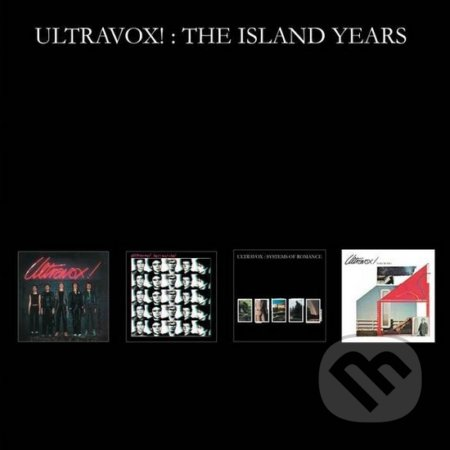 Ultravox: Island Years - Ultravox