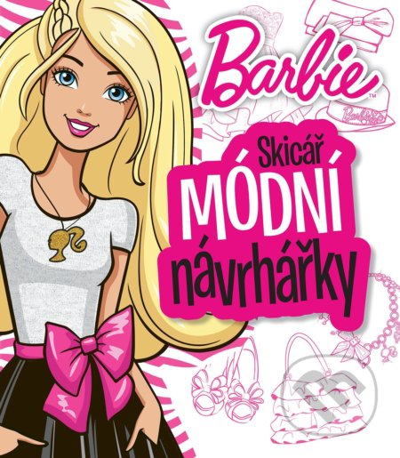 Barbie: Skicář módní návrhářky -