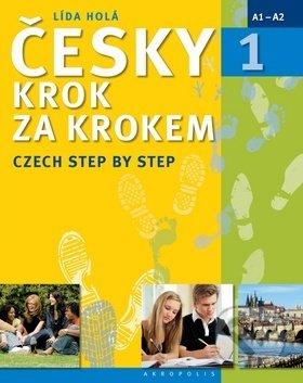 Česky krok za krokem 1 + 2 CD - Lída Holá