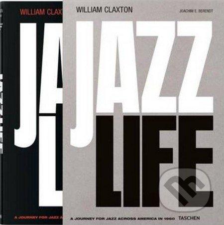 Jazzlife - Joachim E. Berendt, William Claxton