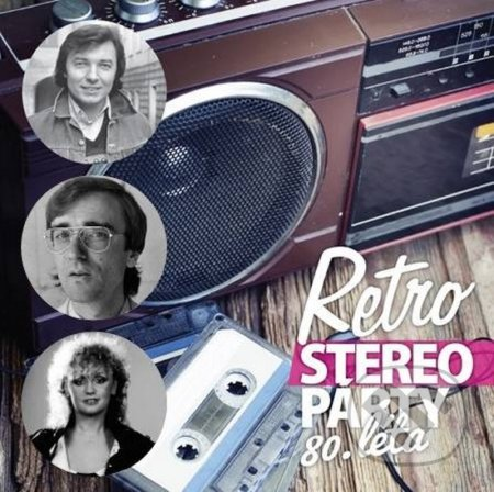 POP National Retro: Stereo Party 80. Léta -