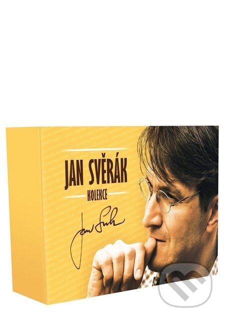 Kolekce filmů Jana Svěráka DVD