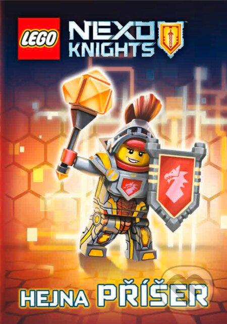 LEGO NEXO KNIGHTS: Hejna příšer -