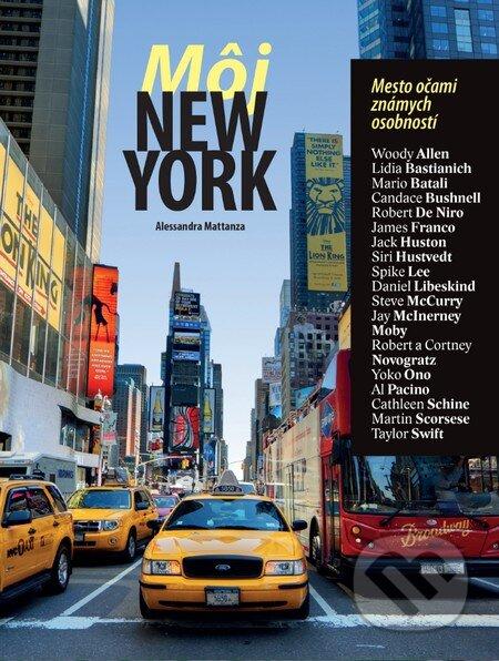 Môj New York - Alessandra Mattanza