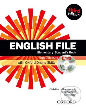 New English File - Elementary - Student\'s Book - Christina Latham-Koenig, Clive Oxenden
