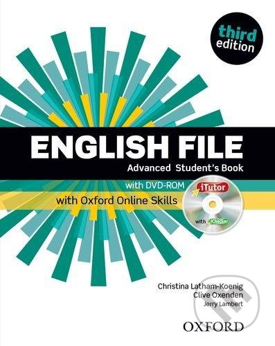 New English File - Advanced - Student\'s Book - Clive Oxenden