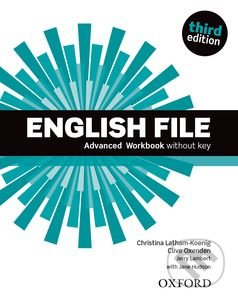 New English File - Advanced - Workbook without Key - Clive Oxenden, Christina Latham-Koenig
