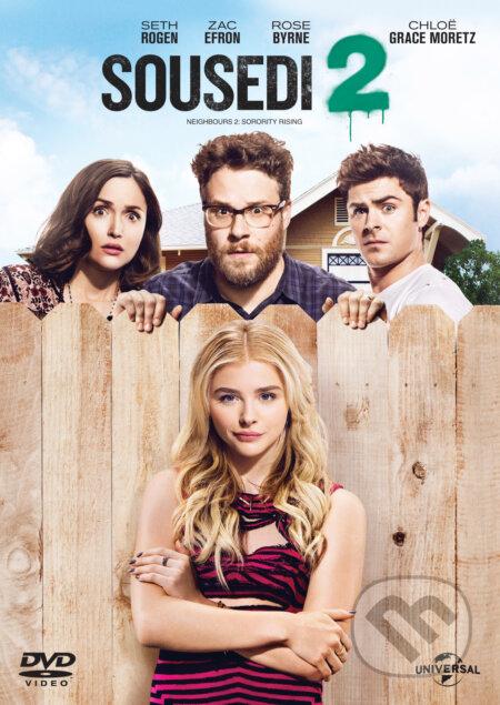 Sousedi 2. DVD